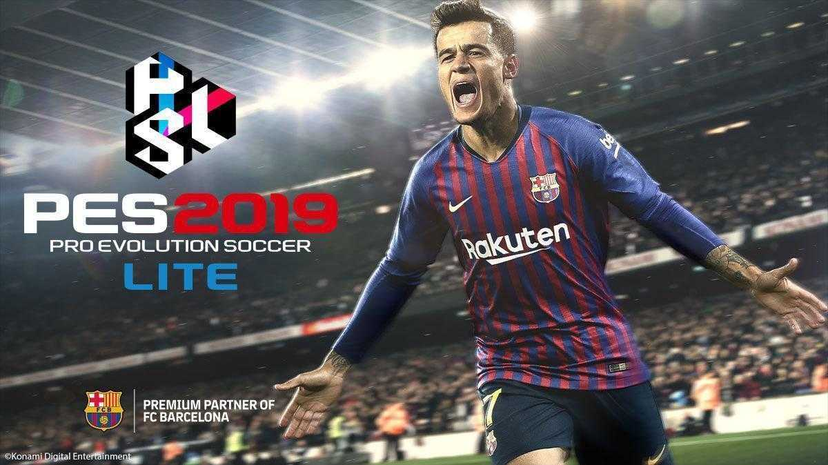 Konami запустит условно-бесплатную версию PES 2019
