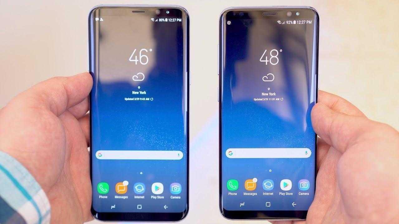 Samsung объявил даты обновления своих смартфонов до Android Pie