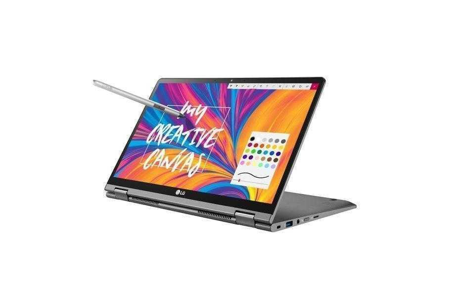 LG анонсировал сверхлегкий 17-дюймовый ноутбук Gram