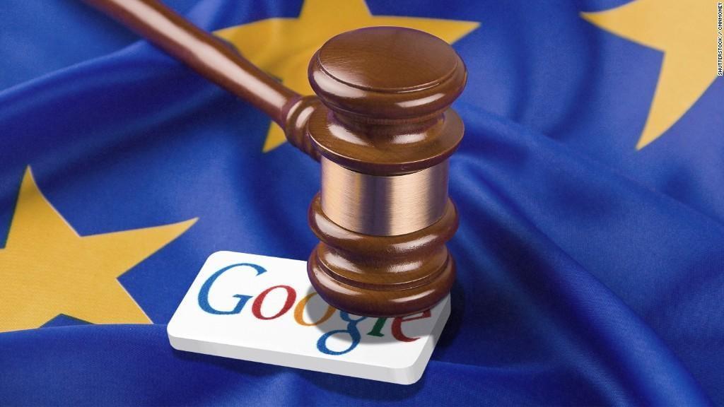 Франция оштрафовала Google на $57 млн