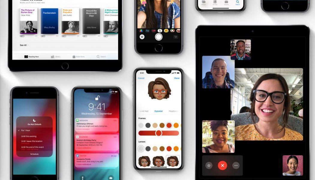 На Apple подали в суд из-за бага Facetime