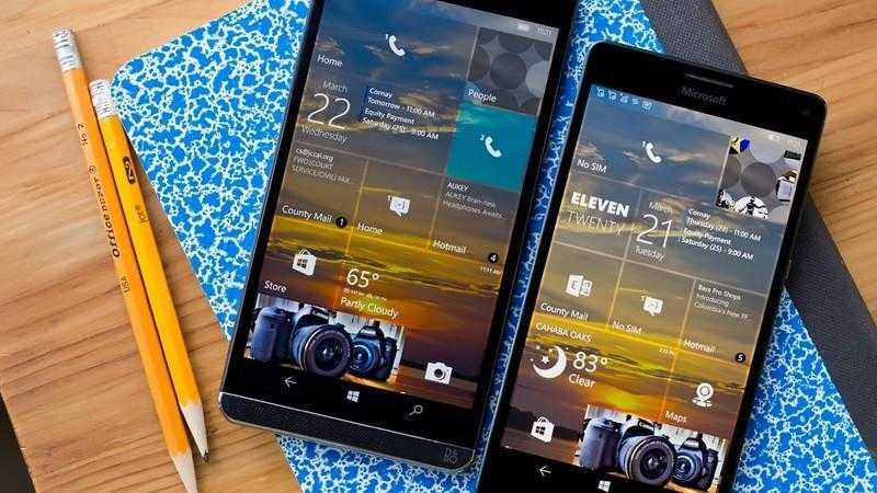 Microsoft прекратит поддержку Windows 10 Mobile в этом году