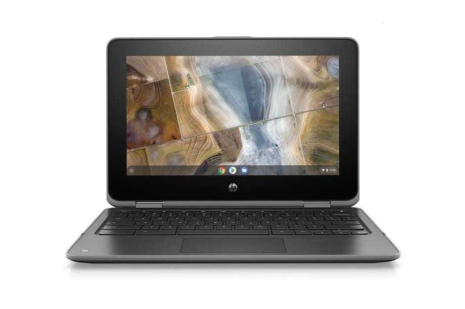 HP обновил свои Chromebook для школьников