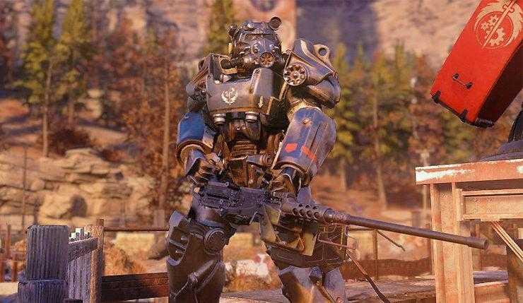 Bethesda добавит полноценный PvP-режим в Fallout 76
