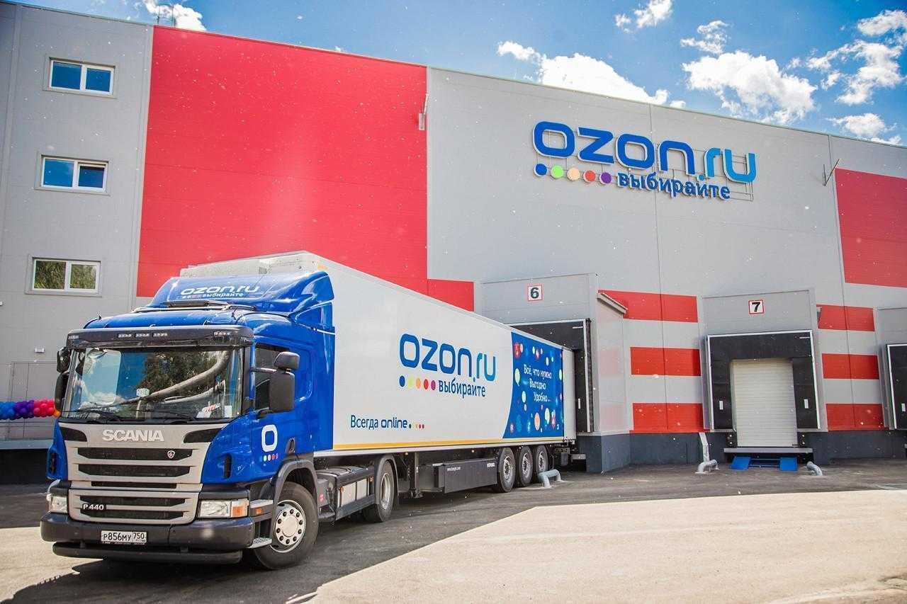 Ozon запустит сервис по доставке еды