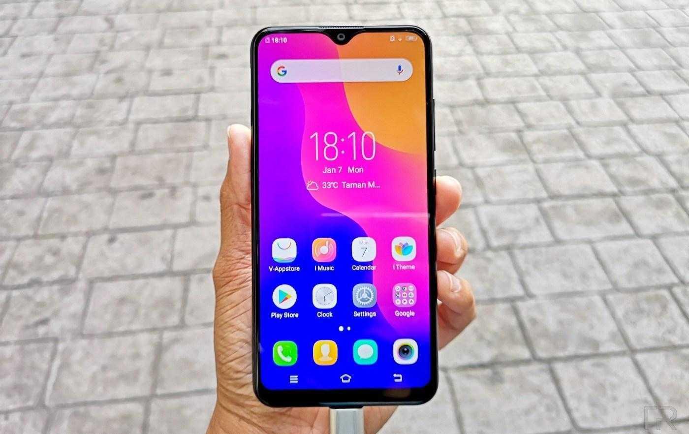 Старт продаж смартфонов Vivo Y91i и Vivo Y93 в России