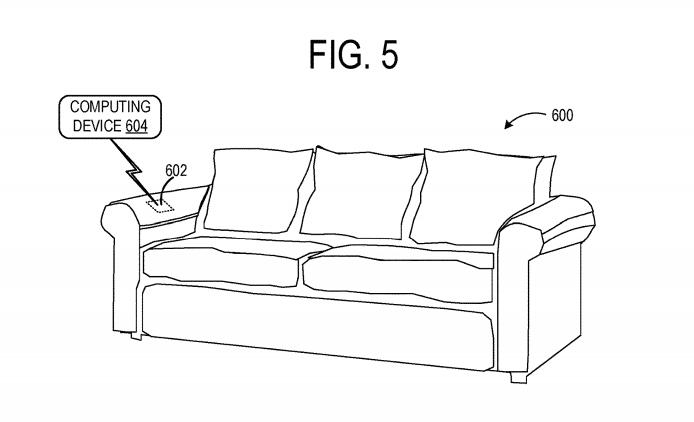 Microsoft запатентовала умную ткань Smart Fabric