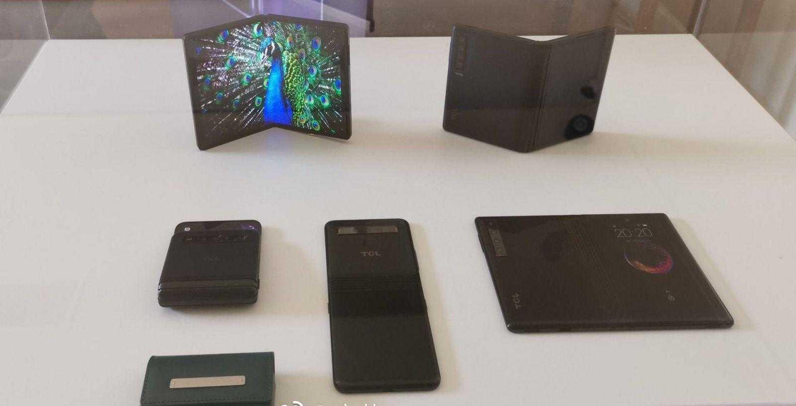 MWC 2019. TCL официально представила бюджетные сгибающиеся смартфоны MWC 2019. TCL официально представила бюджетные сгибающиеся смартфоны