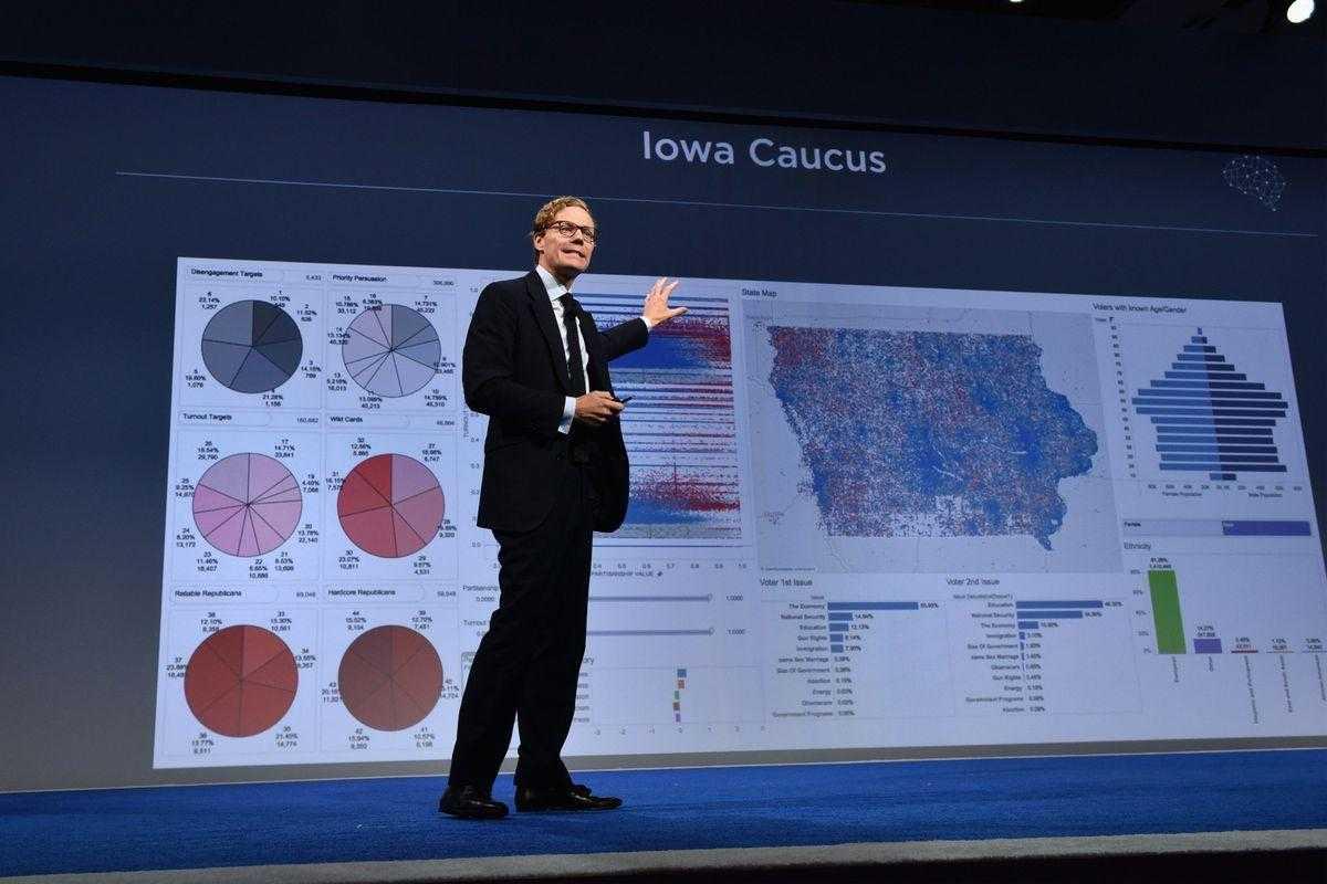 Facebook может получить многомиллиардный штраф за скандал с Cambridge Analytica