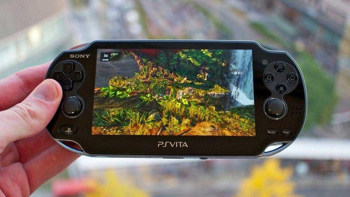 Sony убирает PS Vita с рынка