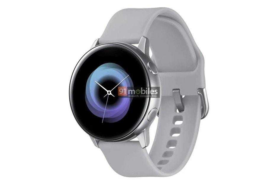Фото часов Samsung Galaxy Sport появилось в сети