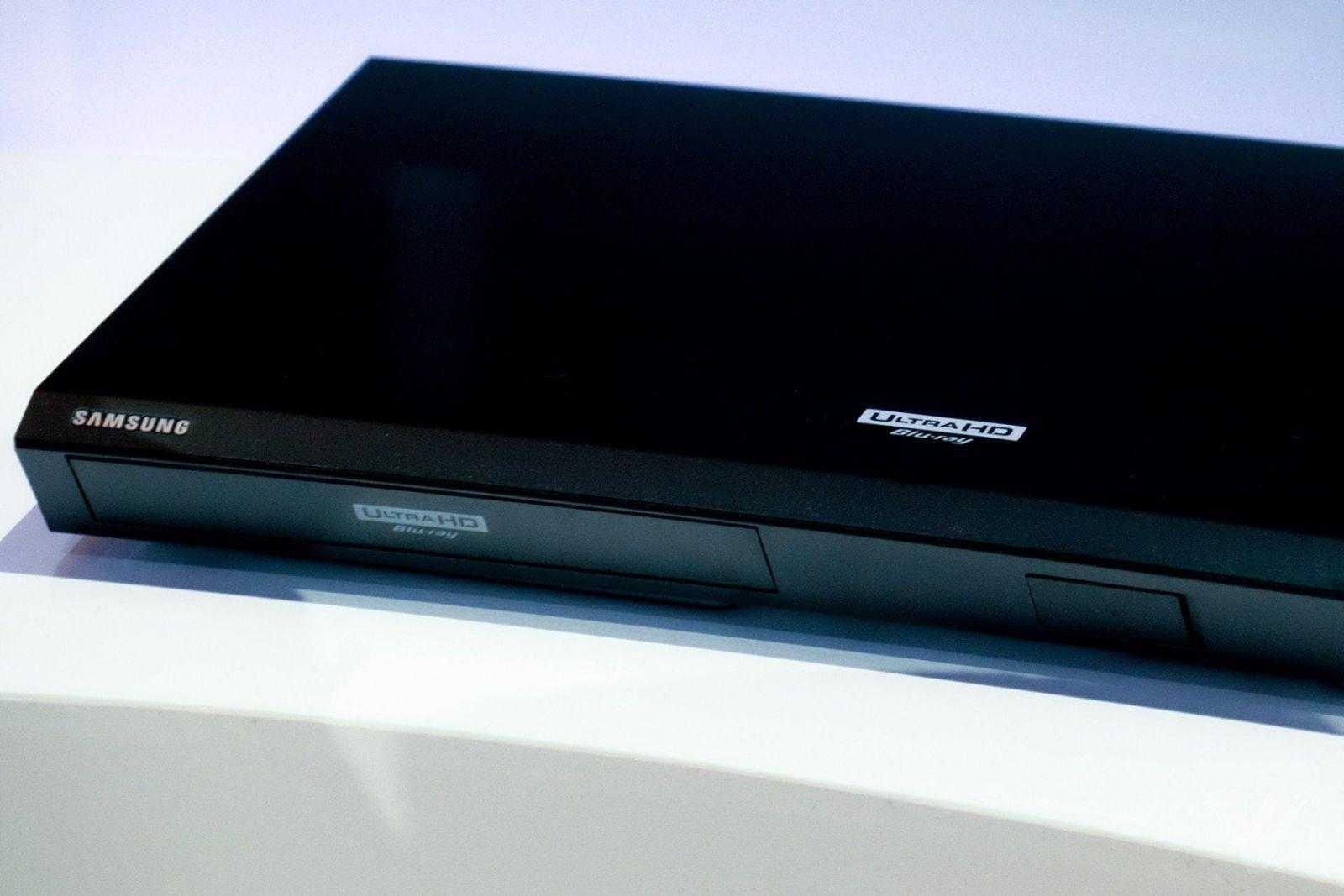 Samsung прекратил выпуск Blu-ray плееров