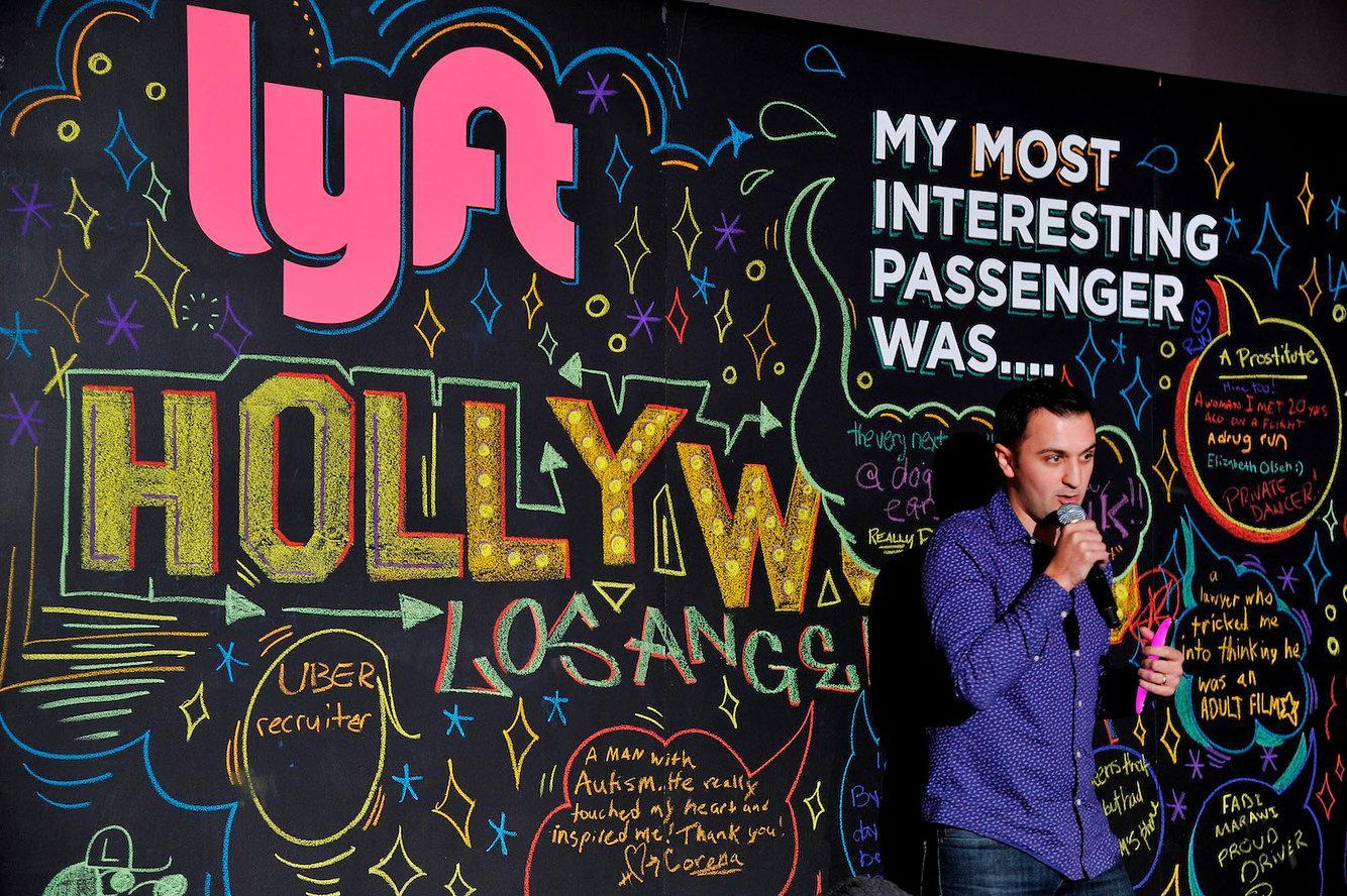 Lyft вышла на биржу и провела IPO раньше Uber