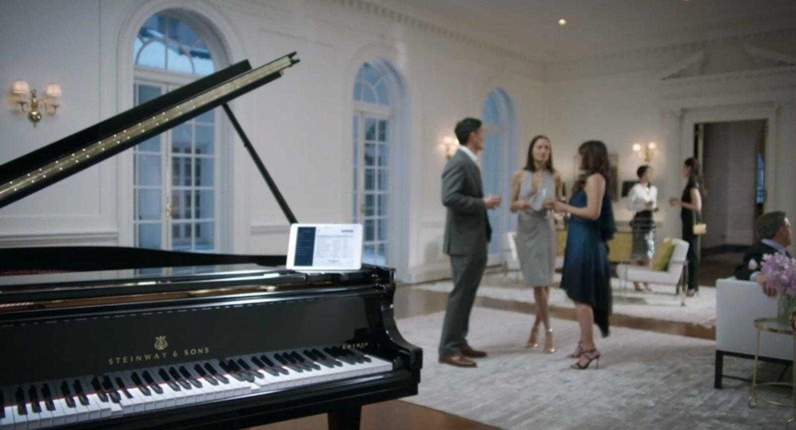 Steinway выпустил высокотехнологичный рояль, который записывает выступление