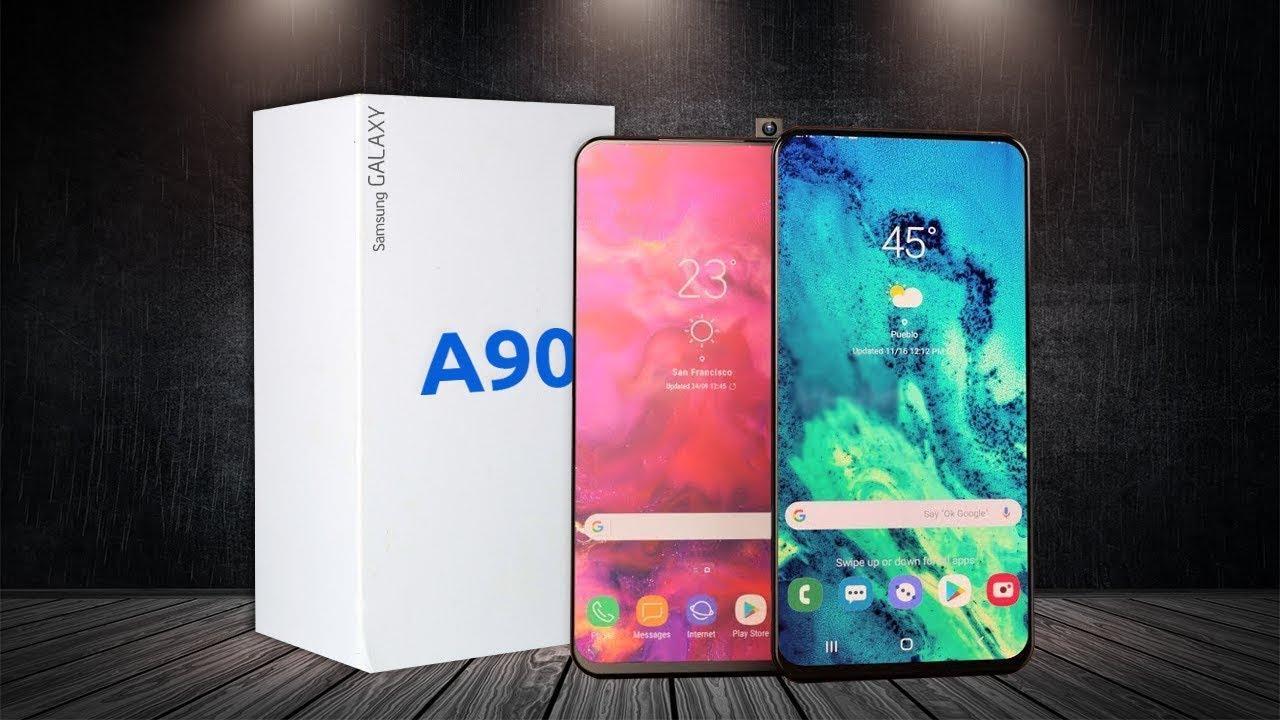 Samsung представит новые смартфоны Galaxy A 10 апреля
