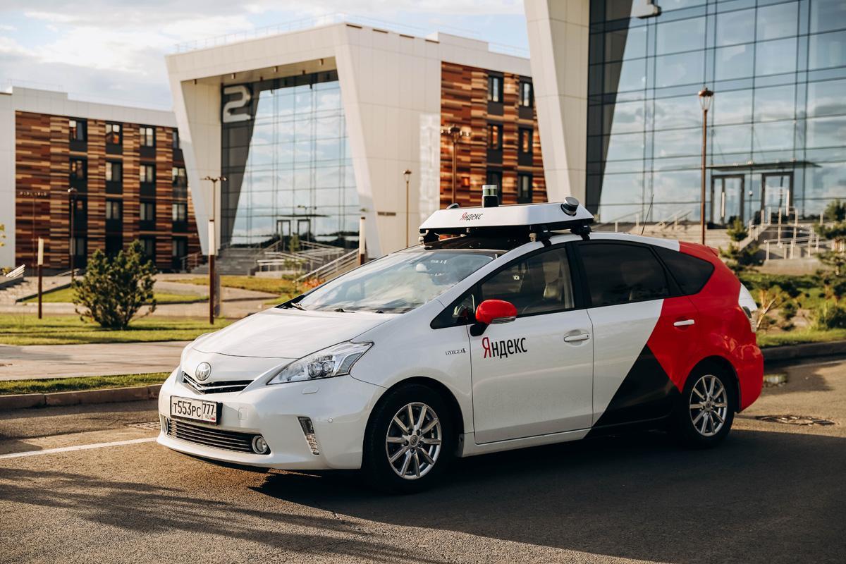 Яндекс подписал контракт с Hyundai для работы над беспилотными автомобилями