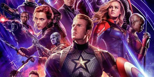 """""""Мстители"""" заработали за первый прокатный уикенд более 1,2 миллиарда долларов"""