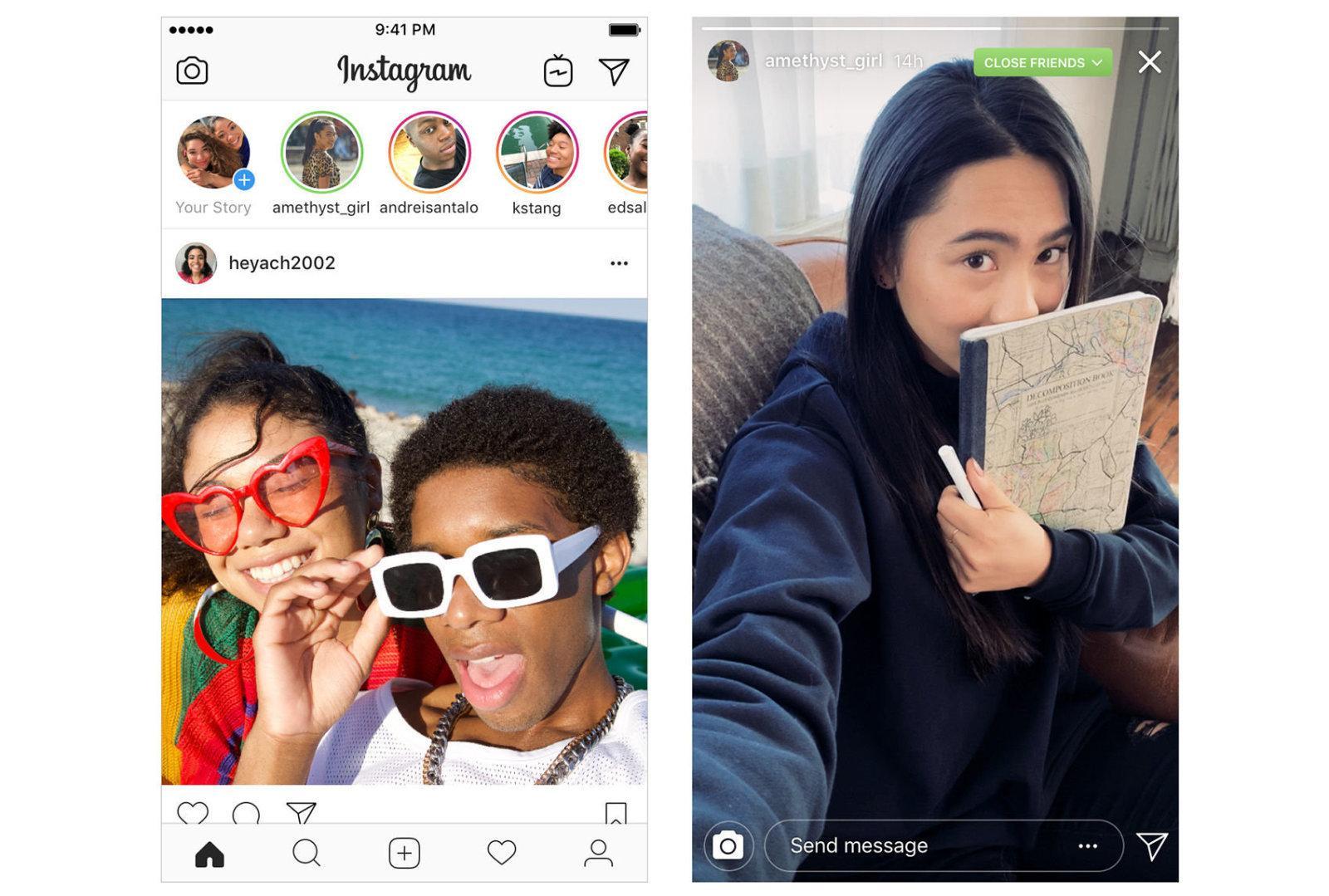 Из-за бага Instagram показывал сторис пользователей незнакомцам