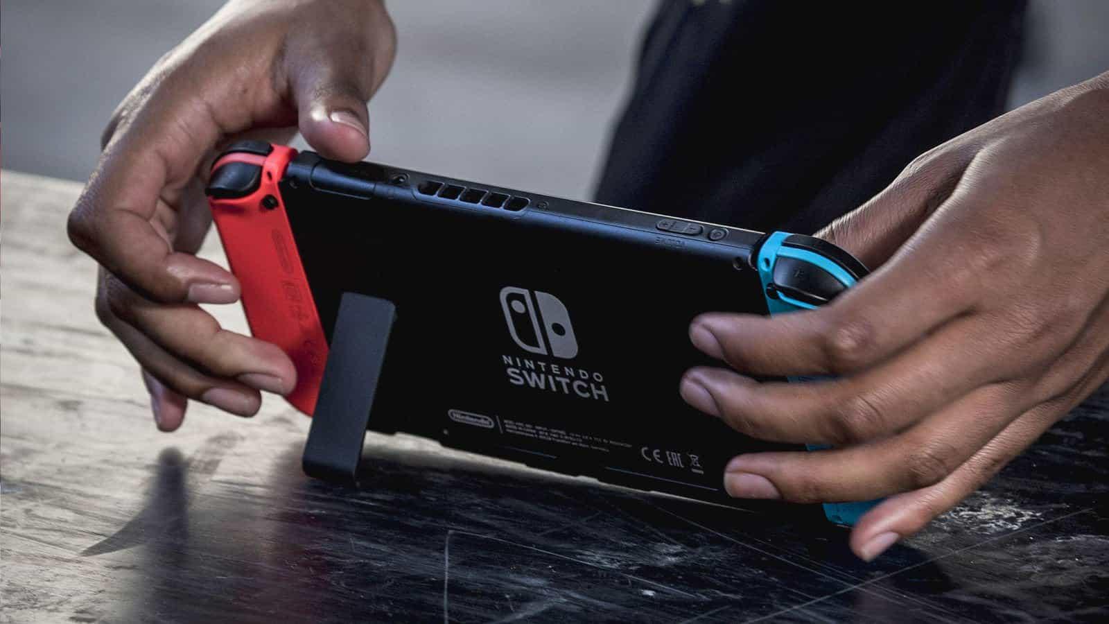Бюджетная версия Nintendo Switch выйдет этой осенью