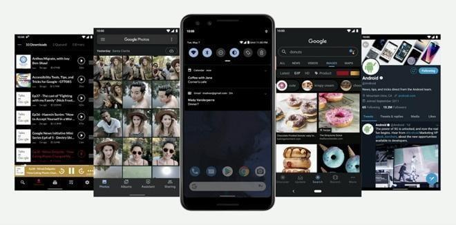 Google I/O 2019: Android Q получит темную тему, управление информацией о  местоположении в стиле iOS, Focus Mode и многое другое