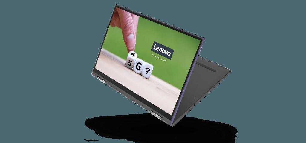Project Limitless: Lenovo и Qualcomm представили первый в мире 5G-ноутбук со Snapdragon 8cx