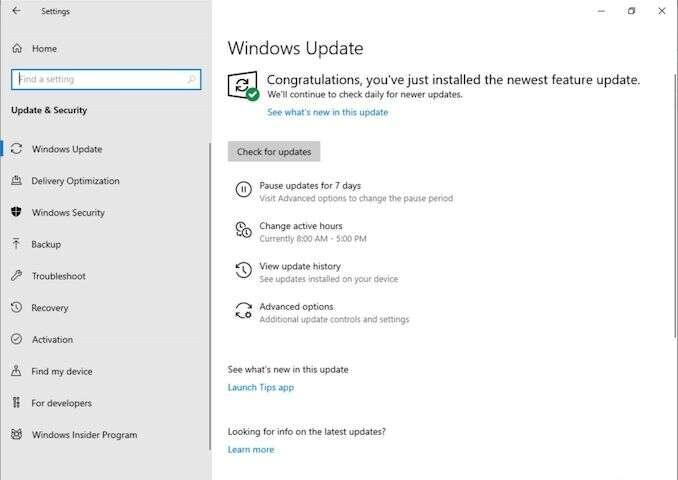Microsoft выпустила крупное майское обновление Windows 10