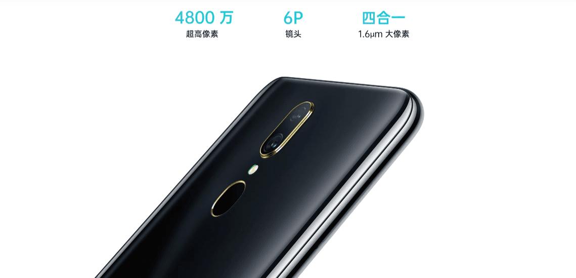 Oppo представила новый смартфон Oppo A9x