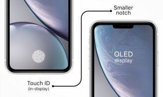 Apple создаст телефон со встроенным в дисплей сканером отпечатков пальцев эксклюзивно для Китая.