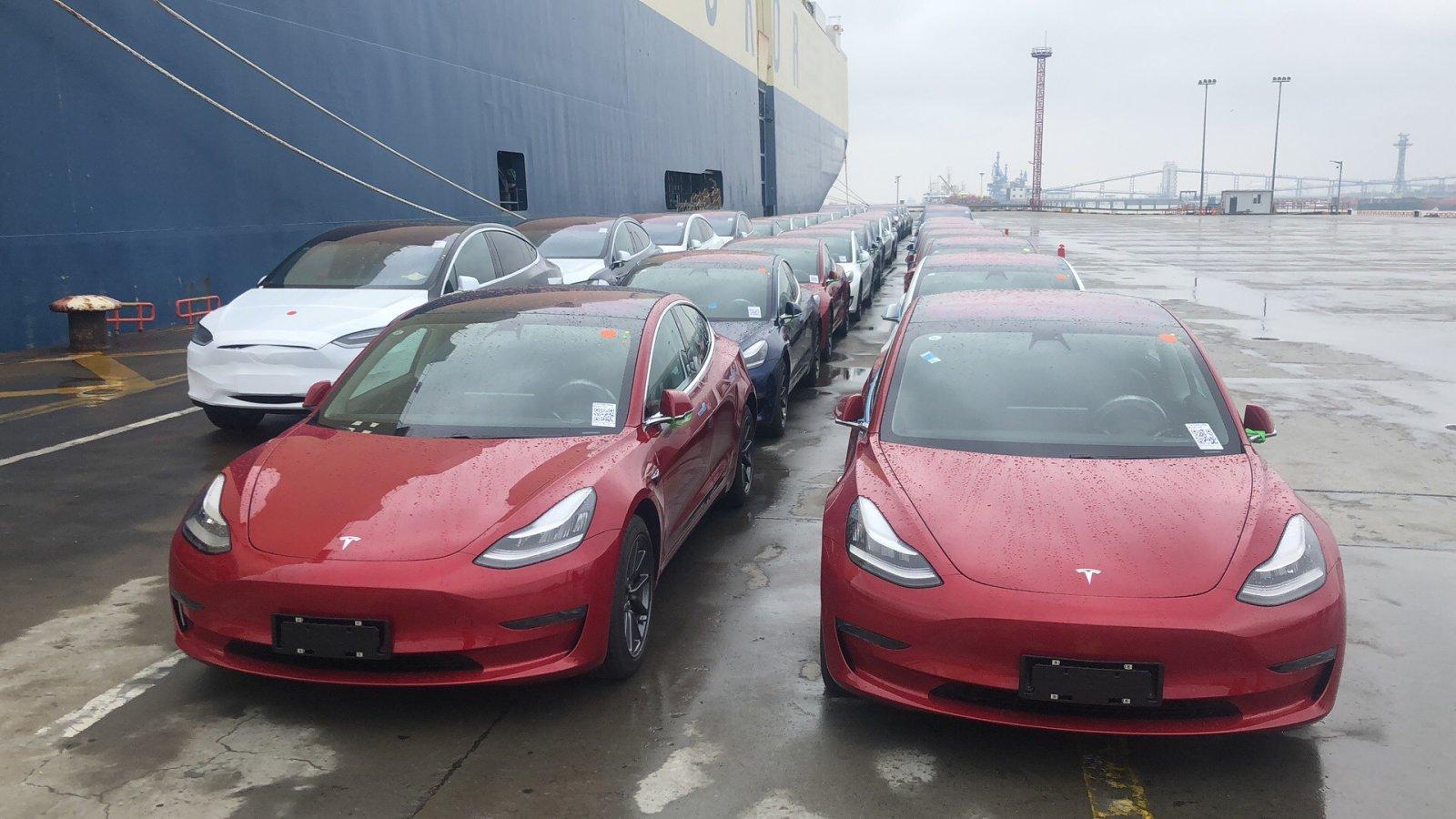 Tesla продала более 95 000 автомобилей весной 2019 года