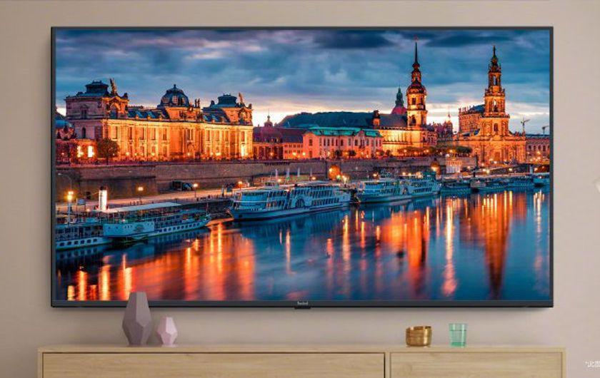 Redmi представила 70-дюймовый телевизор Redmi TV