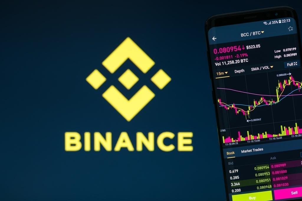 Приложение Binance вновь появилось в App Store после месячного перерыва