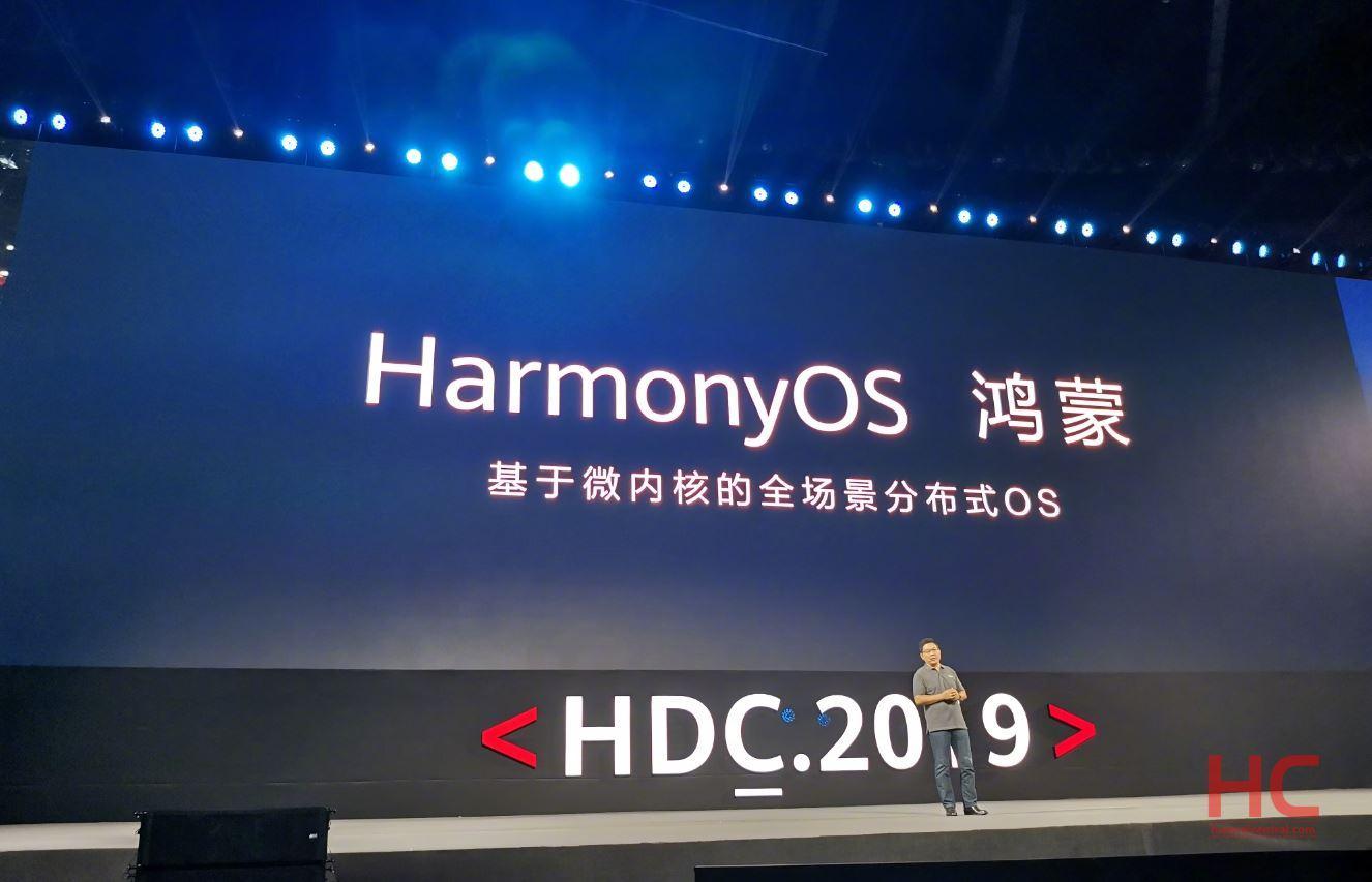 В Huawei рассказали  о новой операционной системе Harmony OS