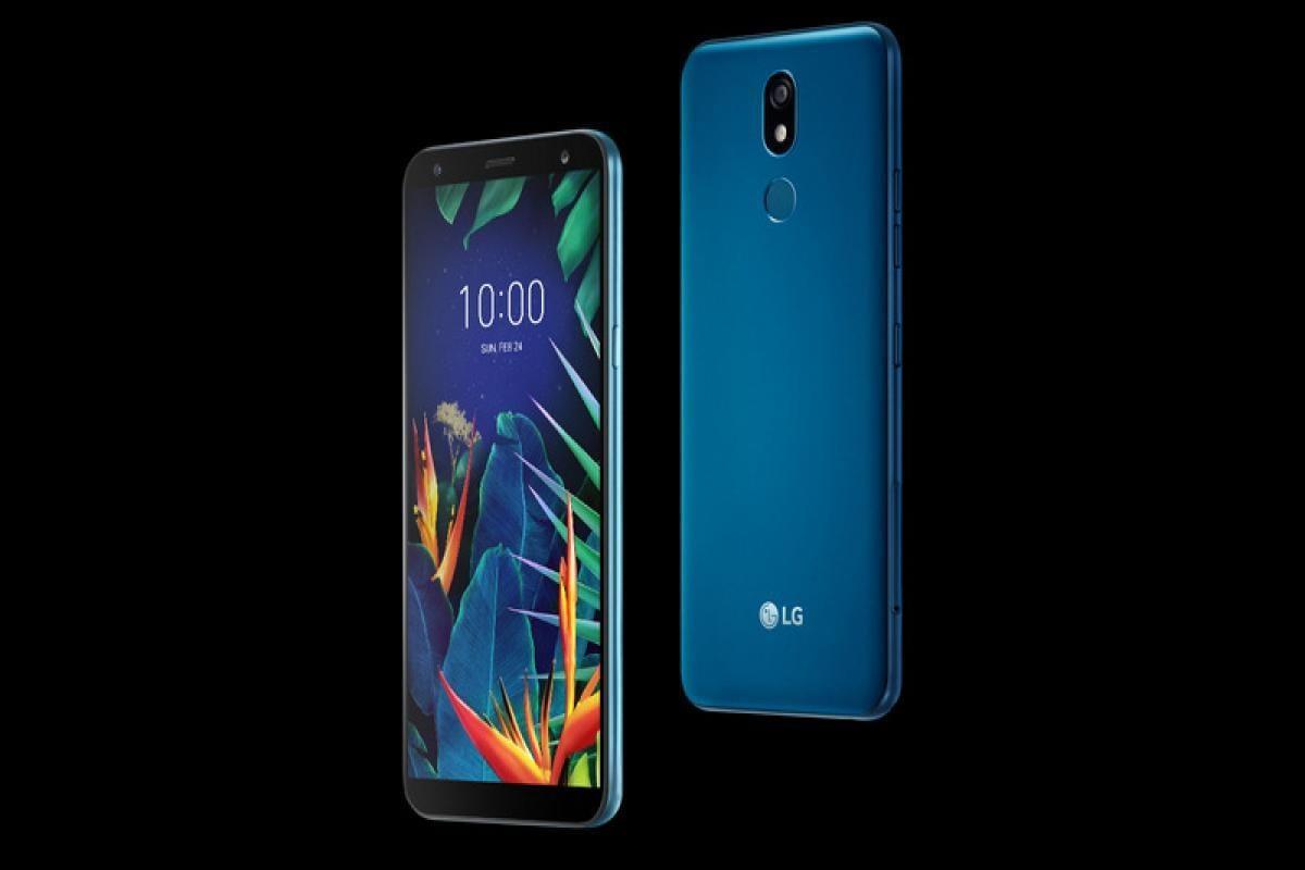 LG представила два новых смартфона