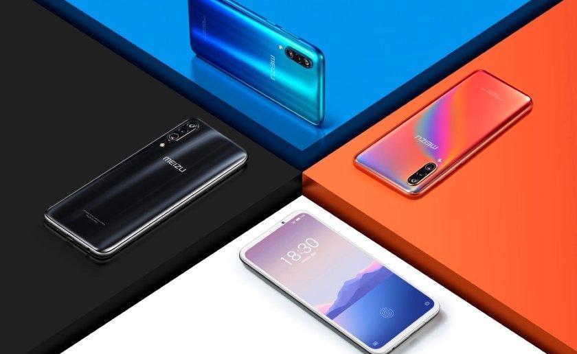 Размещены кадры флагманского телефона Meizu 16s Pro
