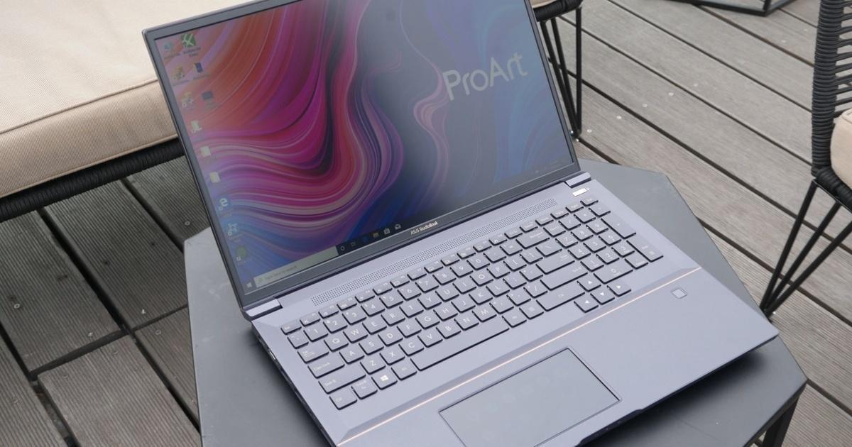 IFA 2019. Asus покажут два новых ноутбука для дизайнеров