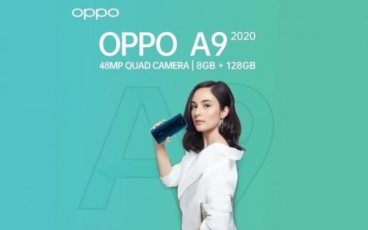 Компания Oppo представила новый смартфон Oppo A9