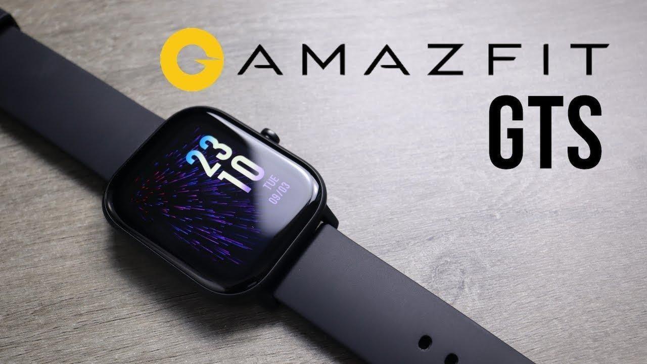 IFA 2019. Huami объявила о старте продаж в Европе смарт-часов Amazfit GTS и Amazfit Stratos 3