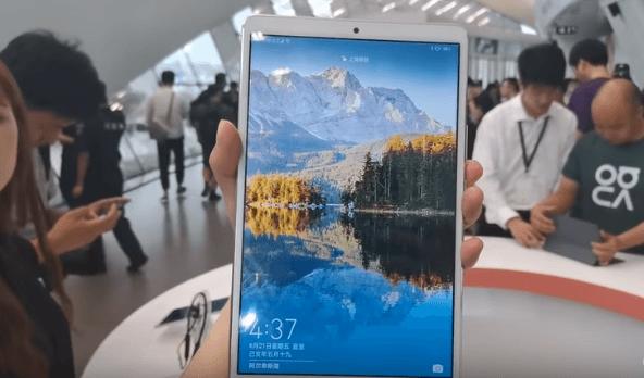 Huawei выпускает планшет MediaPad M6