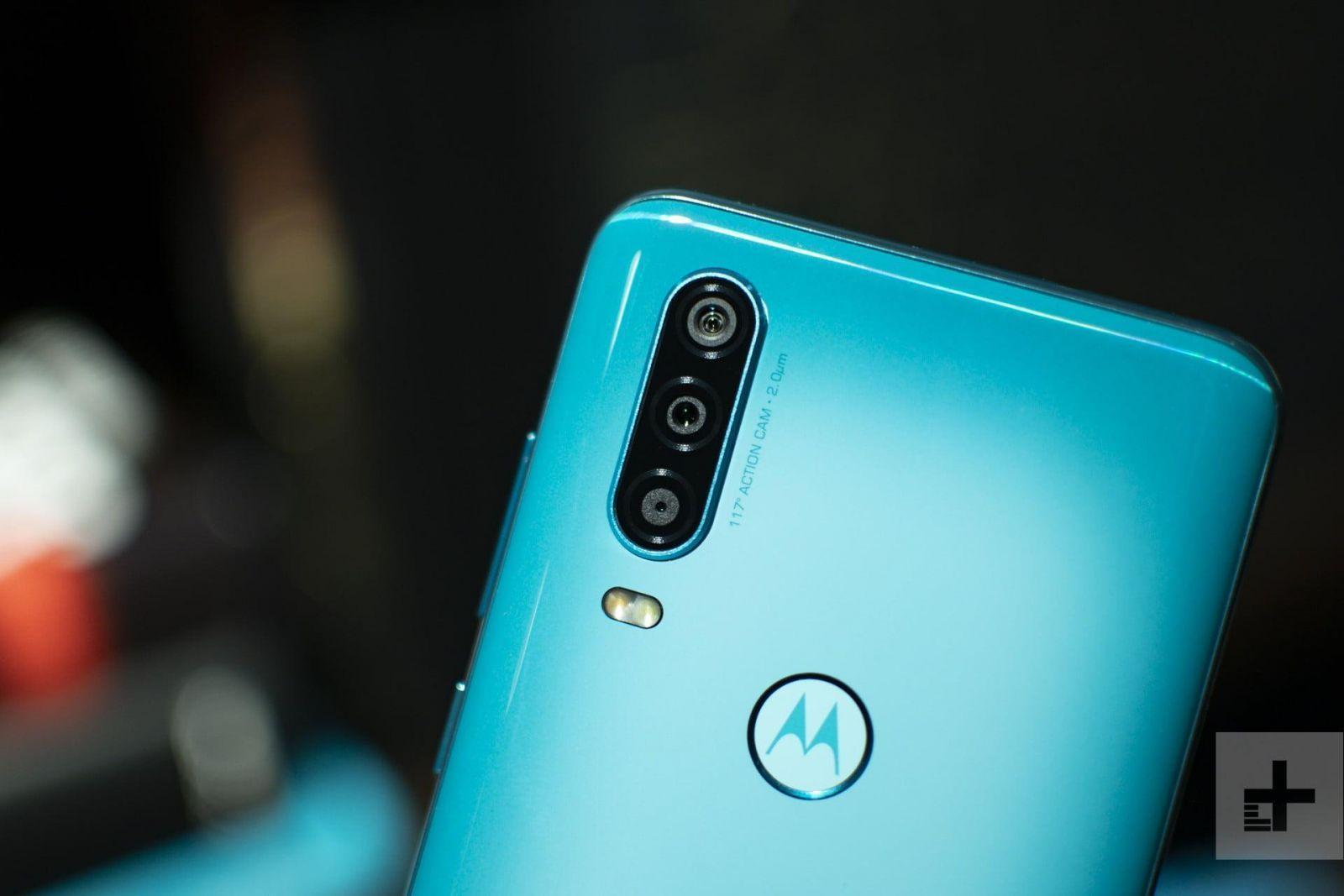 Motorola разрабатывает дорогой смартфон с поддержкой 5G