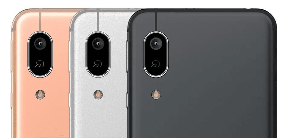 Sharp выпускает смартфон Sharp S7