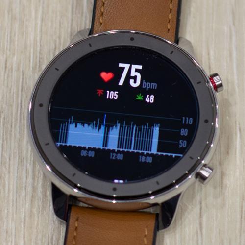Обзор умных часов Amazfit GTR. Бюджетный премиум