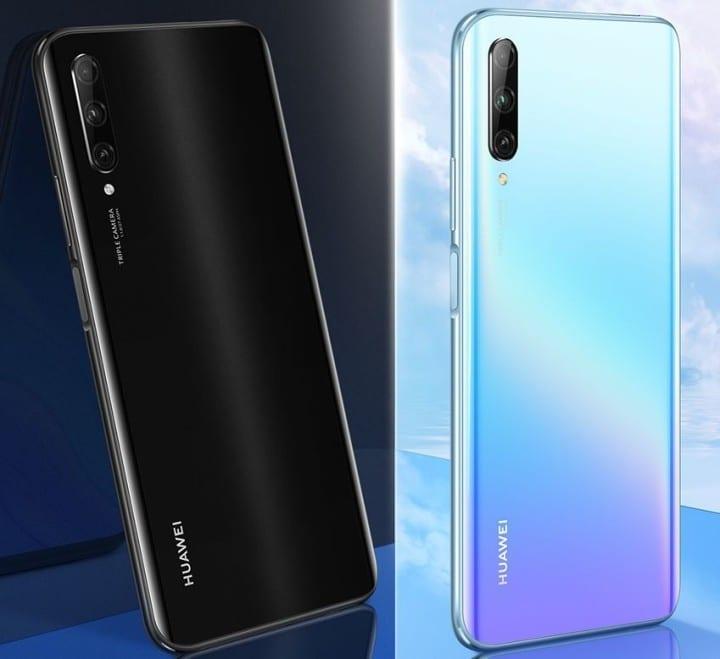 Huawei представила смартфон Huawei Y9s