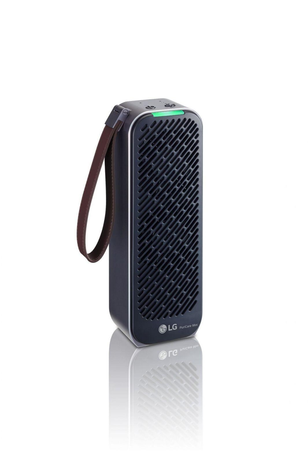 LG выпускает портативный очиститель воздуха LG PuriCare Mini