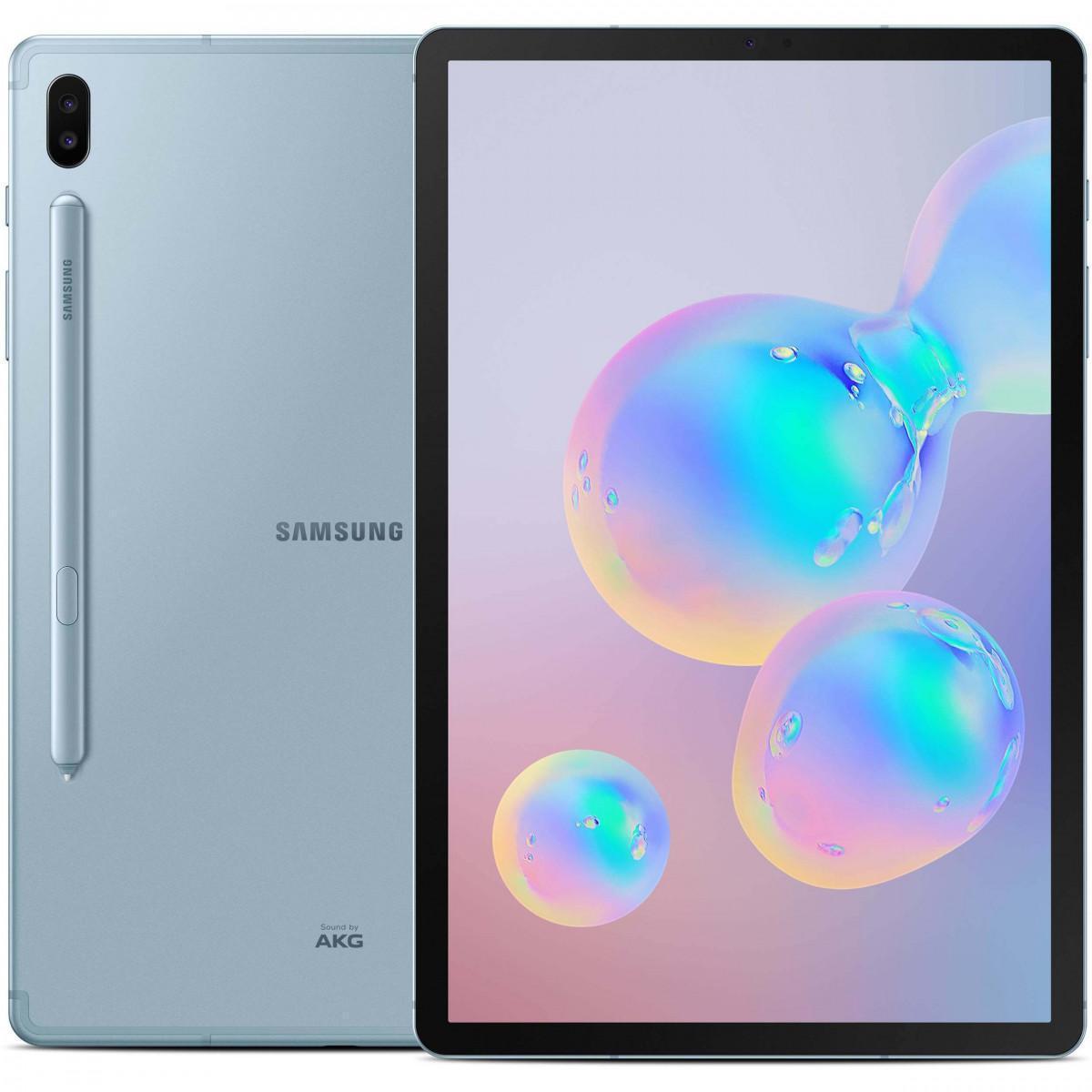 Samsung объявила о старте продаж планшета Galaxy Tab S6 5G
