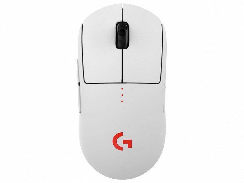 Logitech выпускает обновлённую версию мыши Logitech G Pro