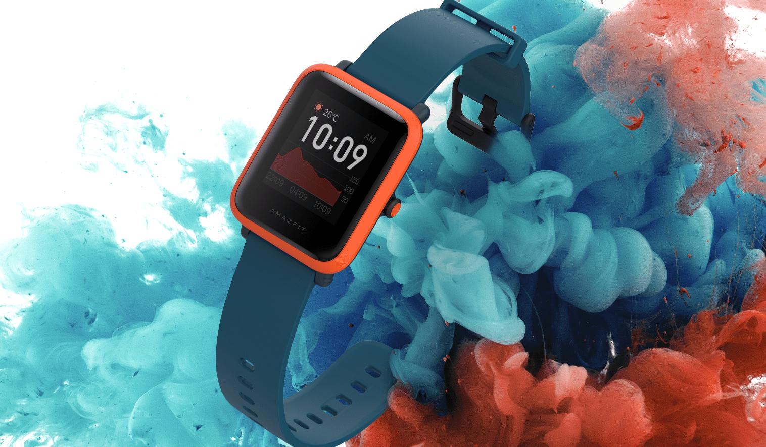 CES 2020. Amazfit обновила популярные часы Bip моделью Bip S
