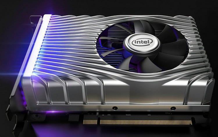 CES 2020. Intel представила дискретную видеокарту Xe DG1