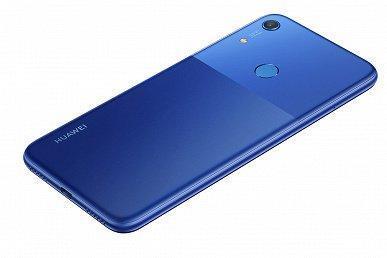 Смартфон Huawei Y6s поступил в продажу в России
