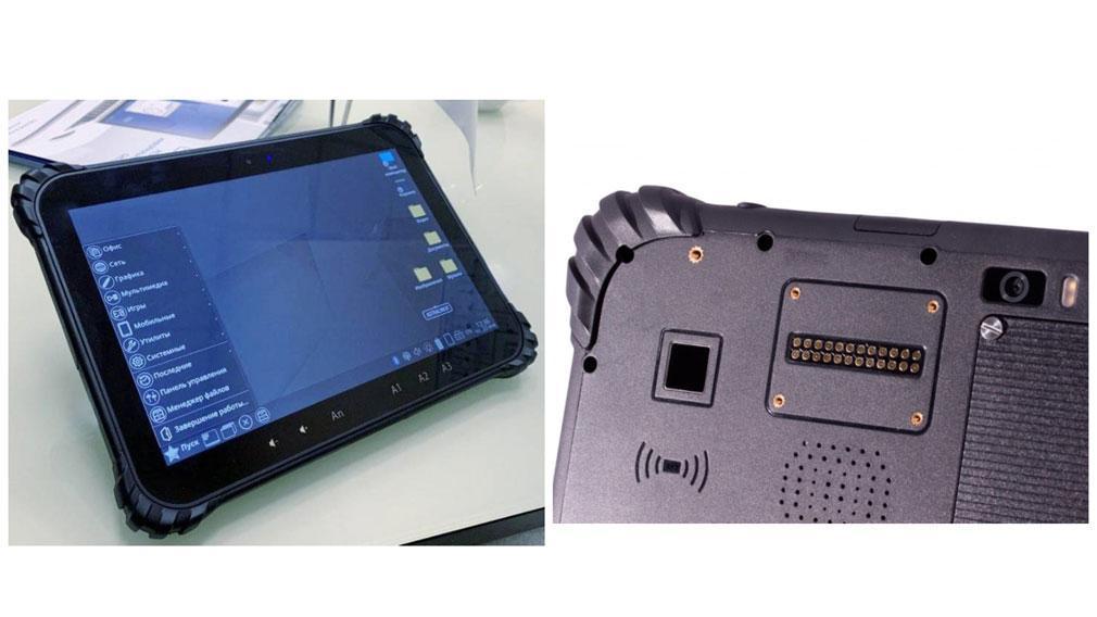 В России выпустили отечественный планшет под управлением OS Astra Linux