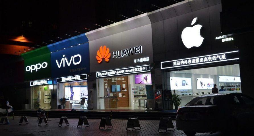 Поставки смартфонов из Китая в Россию приостановлены из-за вспышки коронавируса